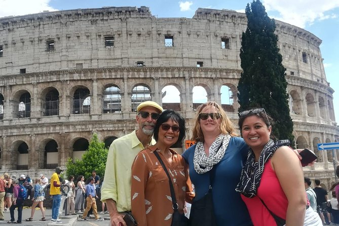 Rome Skip-The-Line Fast Entries Fullday with Expert Tour Guide and Driver photo 12