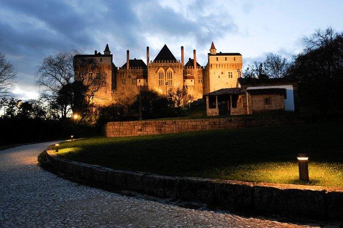Visita guiada al Palacio de los duques de Braganza