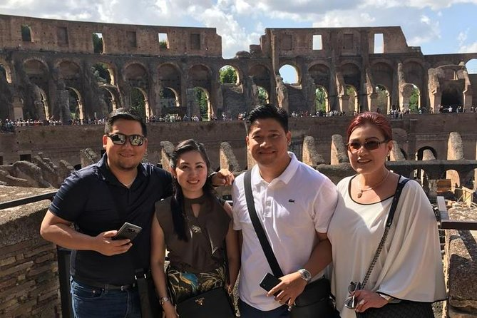 Rome Skip-The-Line Fast Entries Fullday with Expert Tour Guide and Driver photo 15