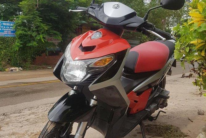 Yamaha Nouvo 3 for rent