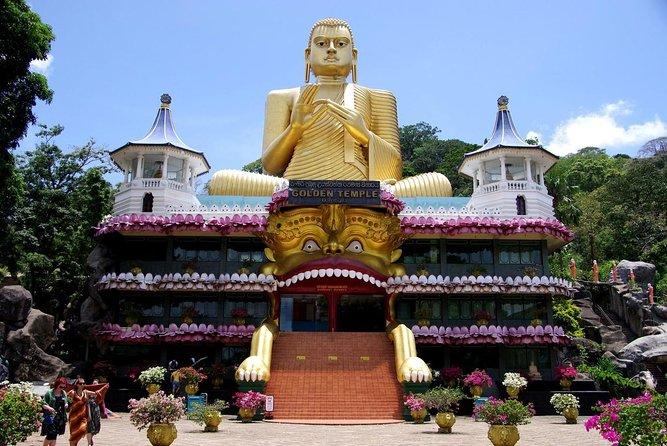 Private 3 Days Tour (Sigiriya, Kandy, Colombo)