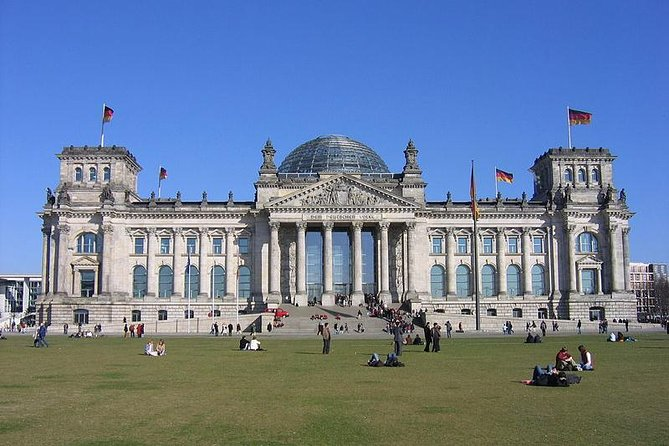 Private Walking Berlin Tour + Lunch at the Reichstag