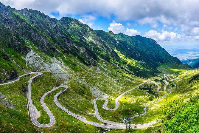 Transfagarasan Highway and Bran Castle Day Trip From Brasov