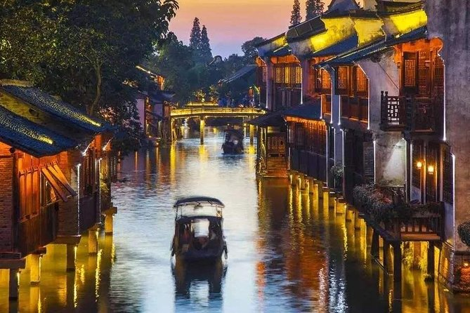 Private Customized Hangzhou City Highlights and Wuzhen Water Town Comb Tour