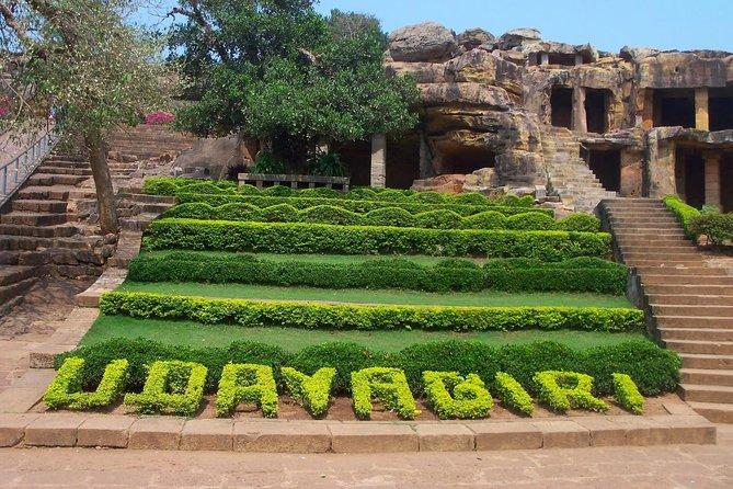 Bhubaneswar: 3-hour Day Tour to Udayagiri-Khandagiri and Dhaula Hills