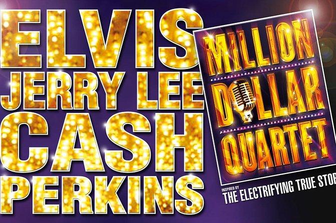 Million Dollar Quartet en Harrah's Las Vegas