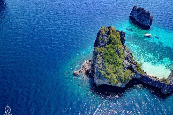 Krabi - Rok / Haa Islands by Speed Catamaran