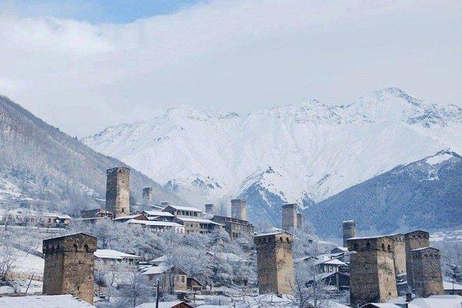 6 days in Svaneti, Georgia