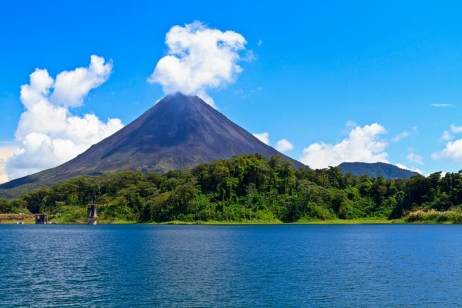 Private must do Day Trip to the Arenal Rainforest