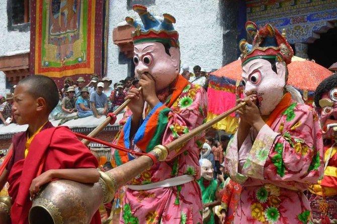 Highlight of Ladakh Tour with Hemis Festival