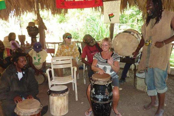 Excursión al pueblo indígena Rastafari desde Negril