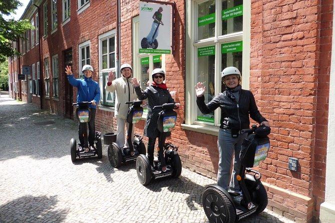 Potsdam Segway-Tour in kleiner Gruppe: Schlösser, Parks und Denkmäler
