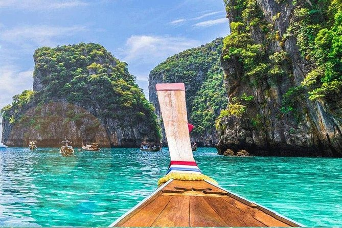 Private Exclusive To Phi Phi Island Bamboo Islands