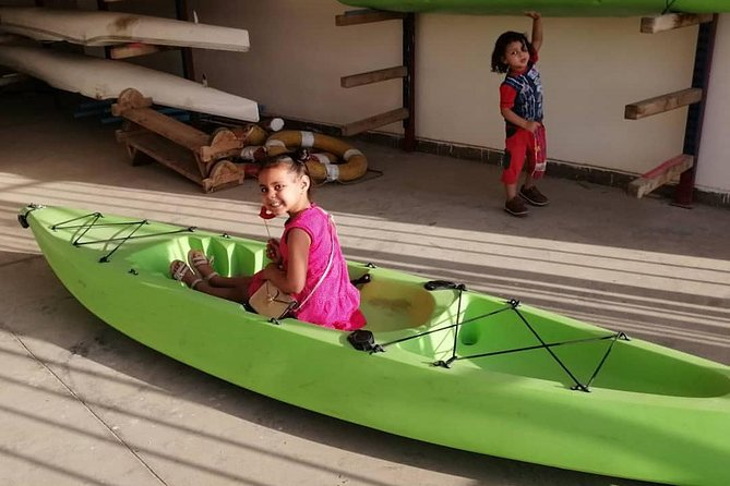 Luxor kayak