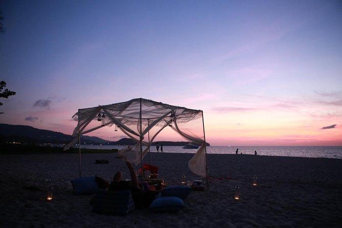 You're My Number One: un pique-nique sur la plage à Phuket