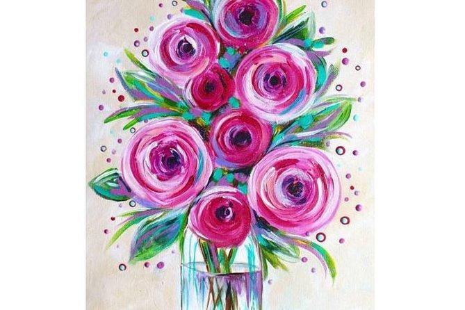 Pink Roses - Stacks Bar Restaurant 7.30-9.30pm