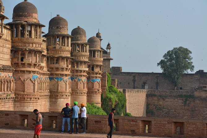 Royal Gwalior Historical City Day tour
