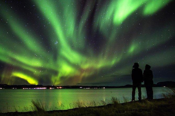 Recorrido fotográfico de la aurora boreal desde el lago Myvatn