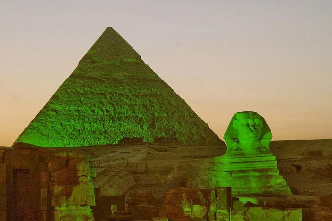 Sound and Light Show at Giza Pyramids photo 10