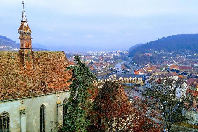 Sighisoara and Viscri UNESCO Day Tour From Brasov