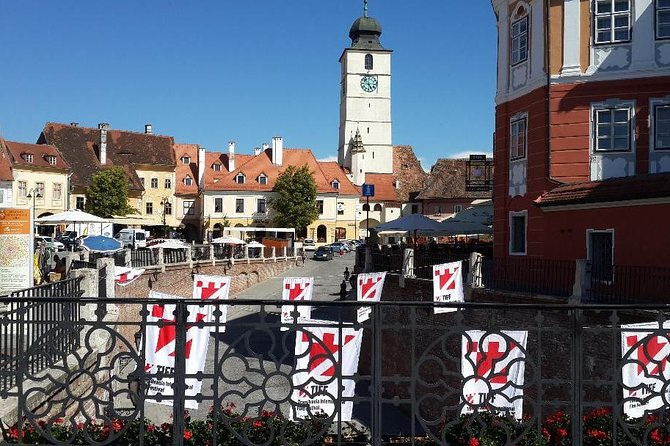 Transylvanian Gems: Sighisoara and Sibiu Medieval Towns Day Tour From Brasov