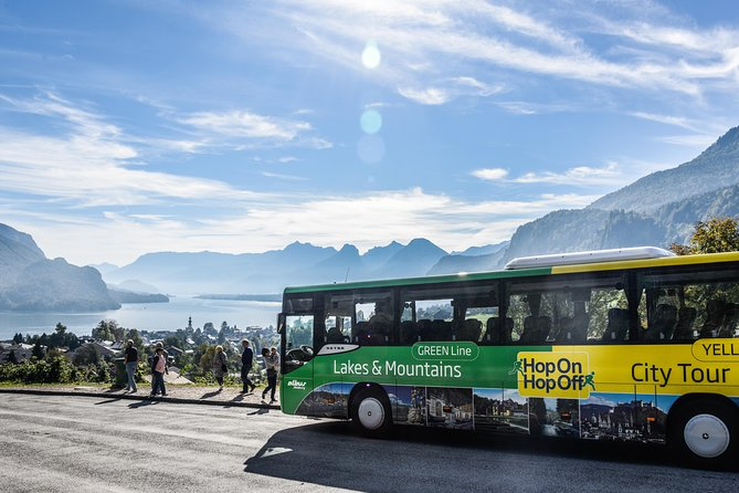 Salzburg Lakes and Mountains Hop-On Hop-Off Bus Tour