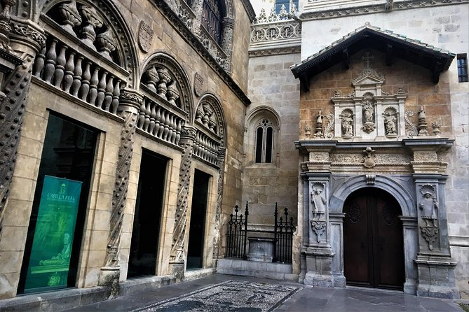 Private Tours Granada City Center