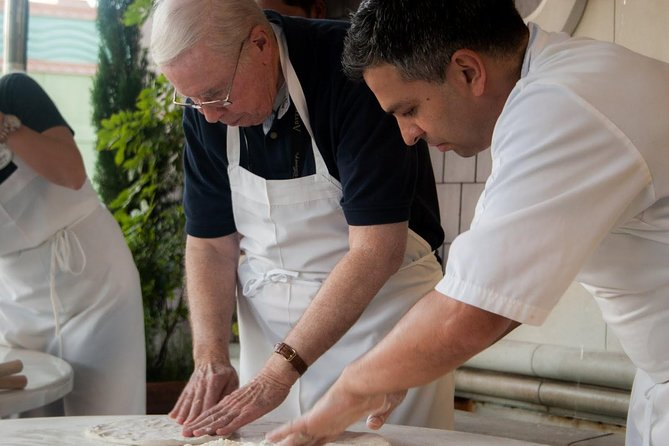 Naples City Tour and Pizza Making Lesson