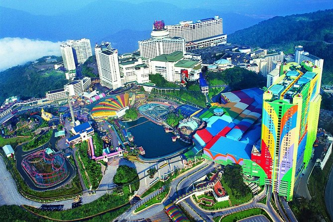 8-hour Genting Highlands Tour with Private Transfer from Kuala Lumpur