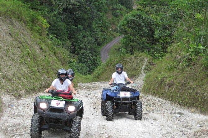 ATV och Cenotes Route Tour i Cancun