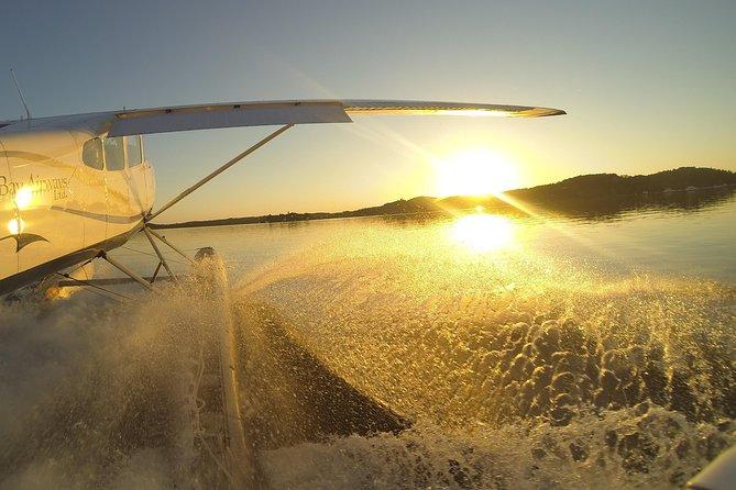 cose da fare a parry sound canada |  fare un romantico giro in idrovolante al tramonto