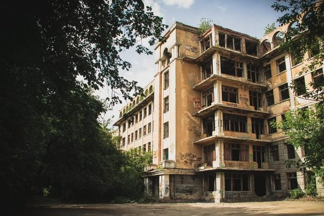 The Hauntings of Yekaterinburg: EXTENDED