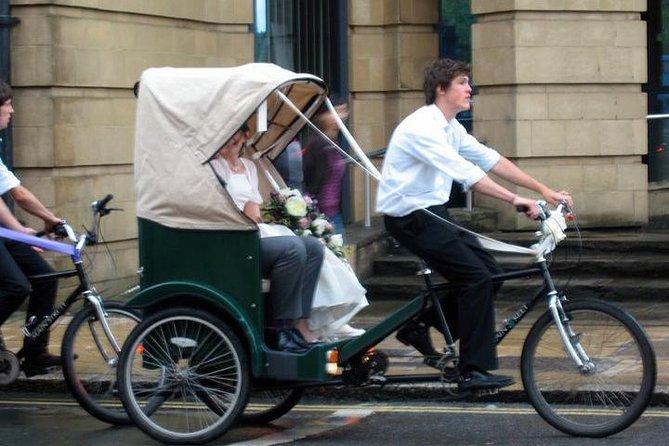 45-minute Oxford City Tour on Pedicab