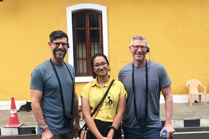 2-Hour Walking Tour in the French Quarter of Pondicherry