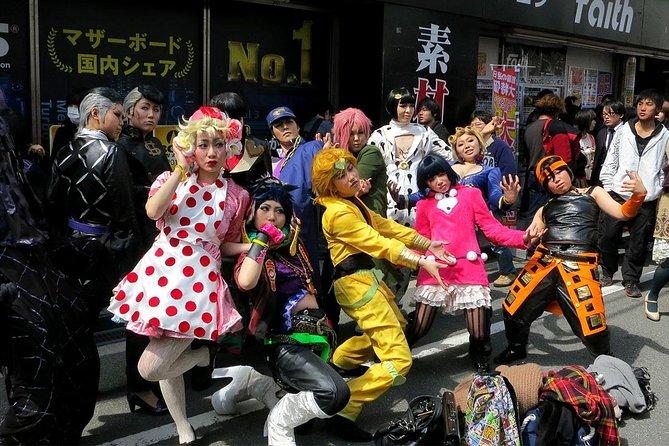 Half-Day Otaku Walking Tour i Osaka