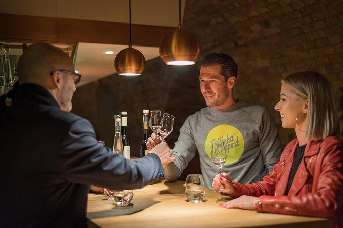 Palinka Experience Budapest: Museum Tour and Spirit Tasting
