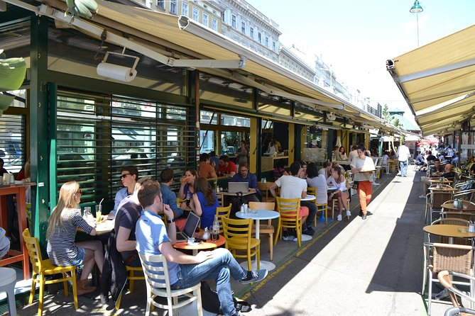 Food Market Tour with Tastings in Vienna
