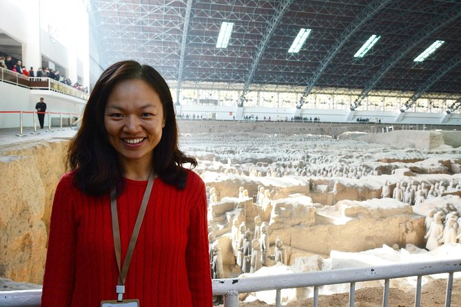 All Inclusive Private Half-day tour to the Terracotta Warriors