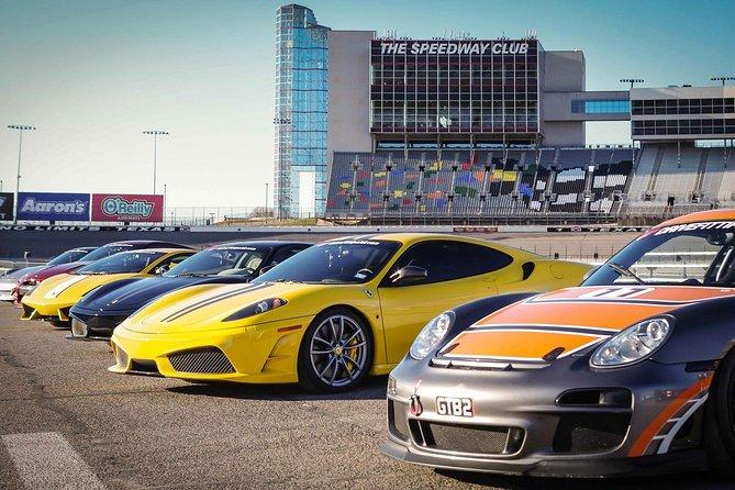 Texas Motor Speedway - Experiencia de 8 vueltas
