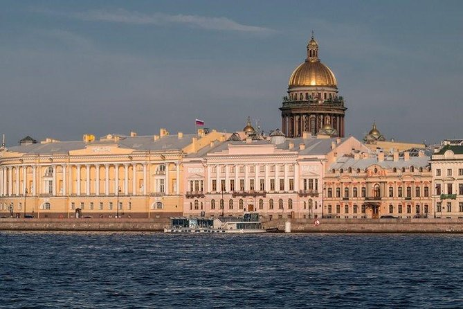 City tour with visit to Peter and Paul Fortress and St. Isaac's Cathedral