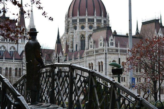 Private Downtown Pest Walking Tour med historiker