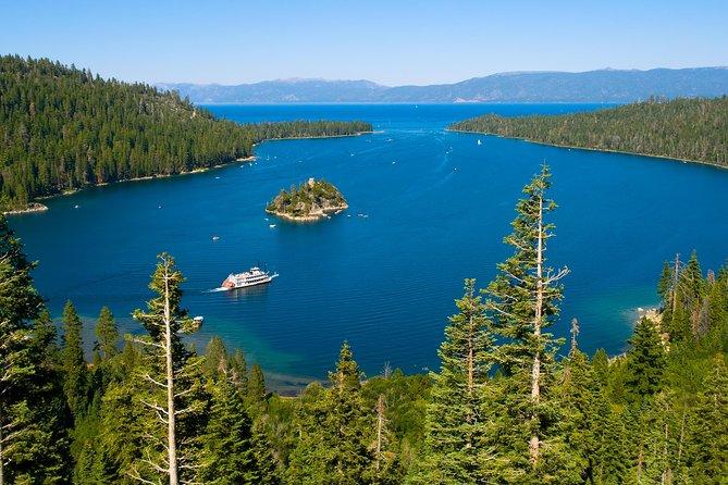 Excursión de un día al lago Tahoe desde San Francisco