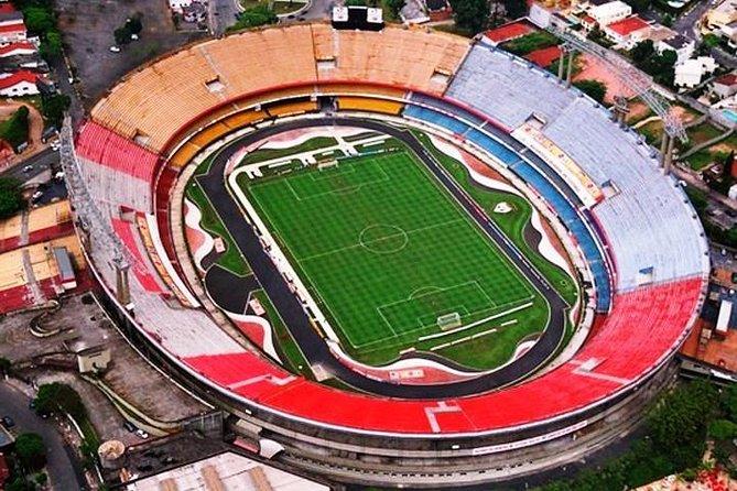 Visite privée des stades de football de São Paulo