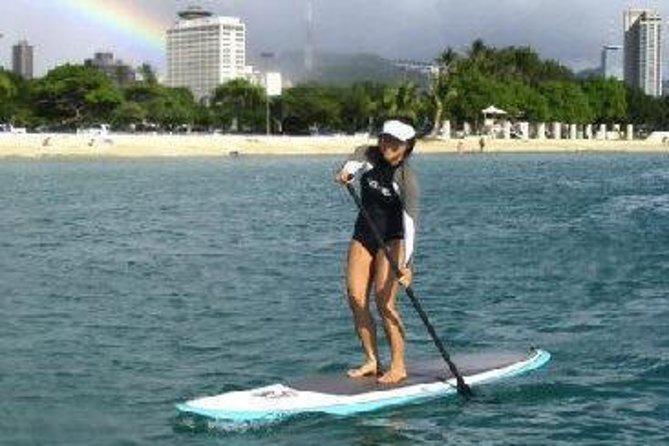 Location de stand-up paddleboard à Miami Beach