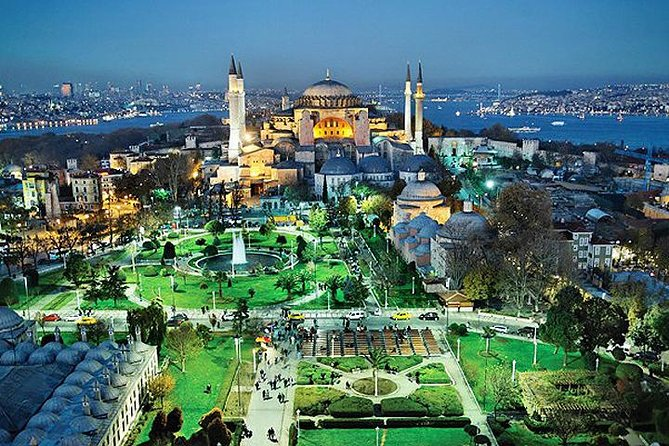Istanbul Heritage Tour - Incl. Lunch