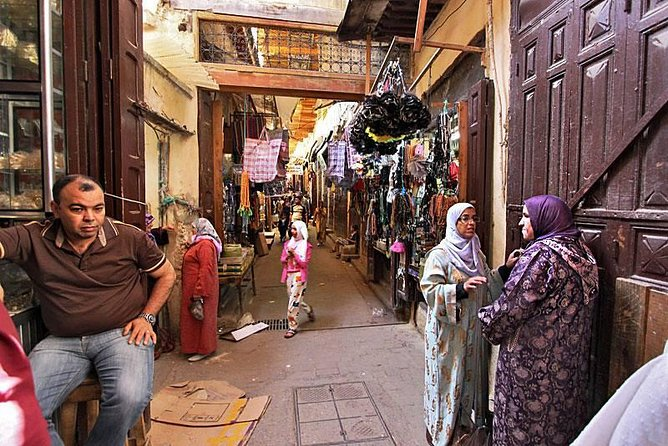 Fez shopping Tour and crafts