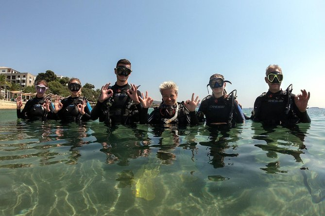PADI Discover Scuba Diving for Beginners at Ouranoupoli|Chalkidiki|Greece