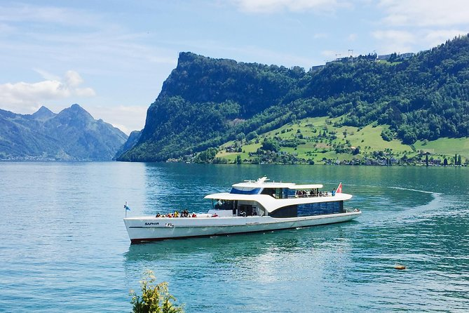 Lake Lucerne Panoramic Sightseeing Cruise