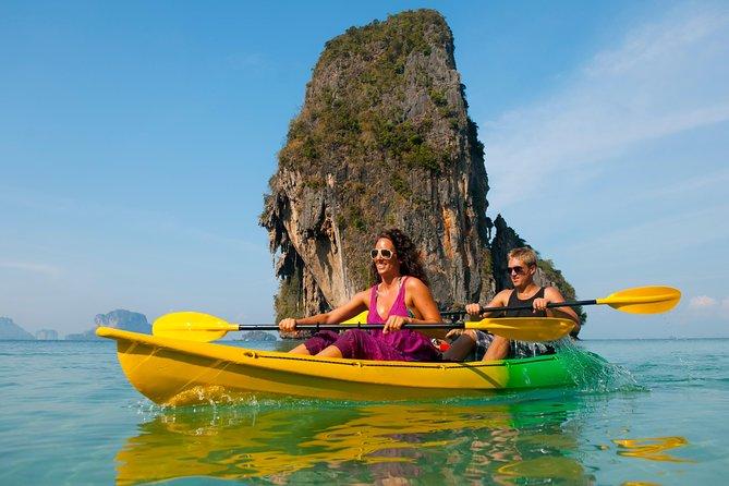 Excursión de un día al kayak de mar Ao Thalane desde Krabi