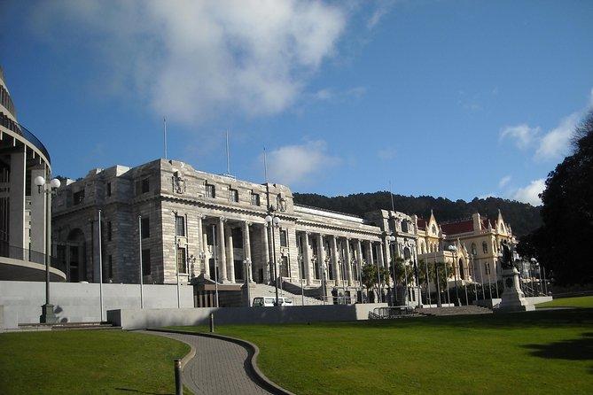 Visita privada de 4 horas de Wellington